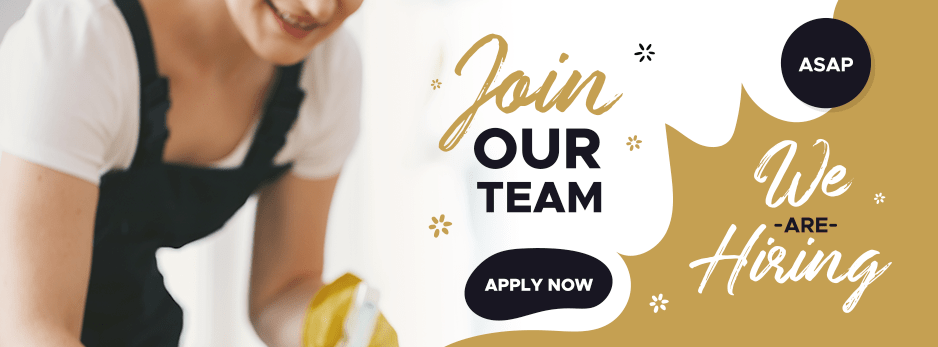 InsideOut Properties is hiring hard-working and reliable House Cleaners!